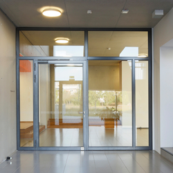 Forster fuego light EI30 | Fire-resistant door | Glass partitions | Forster Profile Systems