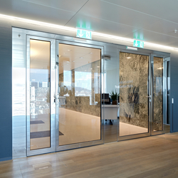 Forster fuego light EI30 | Fire-resistant door | Puertas de interior | Forster Profile Systems