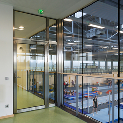 Forster fuego light EI30 | Fire-resistant door | Partitions | Forster Profile Systems