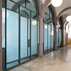 Forster presto RS | Fire-resistant door | Entrance doors | Forster Profile Systems