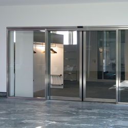 Forster fuego light EI30 | Fire-rated sliding door | Entrance doors | Forster Profile Systems