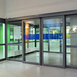 Forster fuego light EI30 | Fire-rated sliding door | Puertas de interior | Forster Profile Systems
