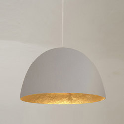 H2O cemento gold | Suspended lights | IN-ES.ARTDESIGN