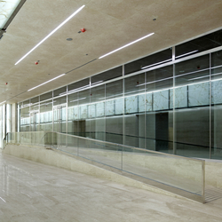Forster fuego light EI30 | Fire proofing systems | Entrance doors | Forster Profile Systems