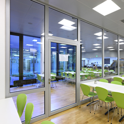 Forster fuego light EI30 | Fire proofing systems | Internal doors | Forster Profile Systems