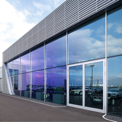 Forster thermfix light | Sistemi sicurezza | Facade constructions | Forster Profile Systems