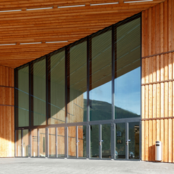 Forster unico | Systems with thermal break | Entrance doors | Forster Profile Systems