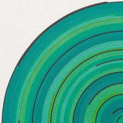 Zoe Rev | Alfombras / Alfombras de diseño | Paola Lenti