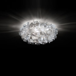 Clizia Fumé ceiling | Ceiling lights | Slamp