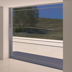 Sash vertical sliding | Window systems | OTIIMA