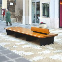 Canapè | Bancs publics | Metalco