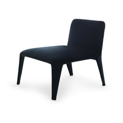 Nova lounge chair with armrest | Armchairs | Eponimo