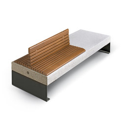 Diamante | Benches | Metalco
