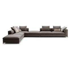 Michel Club | Loungesofas | B&B Italia