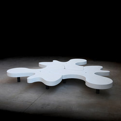 Natural Puzzle | Benches | Metalco