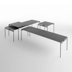 Torii tables | Restauranttische | HORM.IT