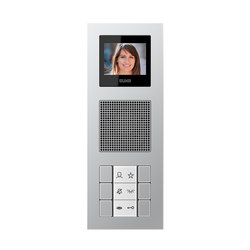 A creation-design Aluminium Video-Interior-Station | Intercoms (exterior) | JUNG