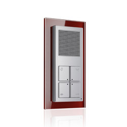 A creation-design Aluminium Audio-Interior-Station | Intercoms (exterior) | JUNG