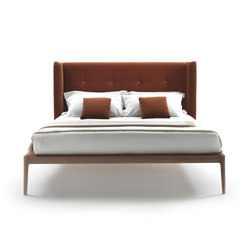 Ziggy Bed | Lits doubles | Porada