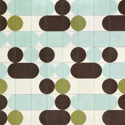 Mahdavi Pill Cocktail | Concrete tiles | Bisazza