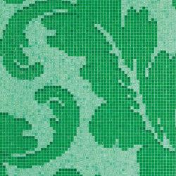 Ardassa Emerald A/B | Mosaïques verre | Bisazza