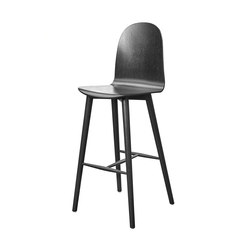 Nam Nam Wood Bar Stool | Tabourets de bar | 8000C
