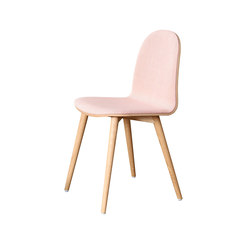 Nam Nam Wood Chair upholstered | Chaises de restaurant | 8000C