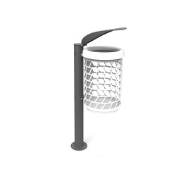 Bravo Boom | Waste baskets | Metalco