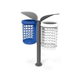 Bravo Boom | Cubos de basura | Metalco