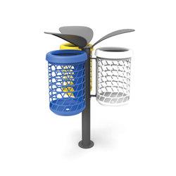 Bravo Boom | Waste baskets | Metalco