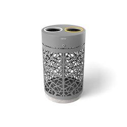 Ecofreccia | Exterior bins | Metalco