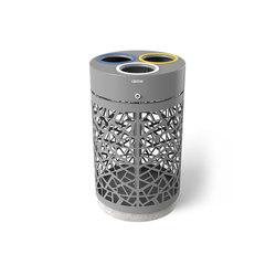 Ecofreccia | Cestini spazzatura | Metalco