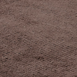 Dune Max Viscose dark brown | Rugs | kymo