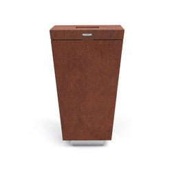 Spencer T | Exterior bins | Metalco