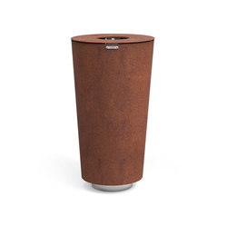 Spencer TC | Exterior bins | Metalco