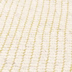 Nordic Flower ivory & lime green | Rugs | kymo