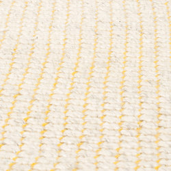 Nordic Flower ivory & yellow | Rugs | kymo