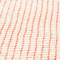 Nordic Flower ivory & orange | Tapis / Tapis design | kymo