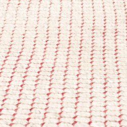 Nordic Flower ivory & red | Rugs | kymo
