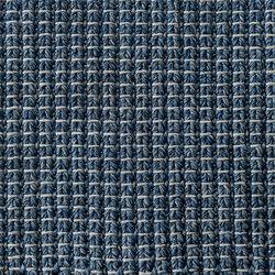 The Grid blue & light grey | Tappeti / Tappeti d'autore | kymo