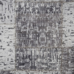 The Mashup Concept Edition OneZero grey sky | Rugs / Designer rugs | kymo