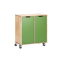 Otto modular cabinet OT62OO | Kids storage furniture | Woodi