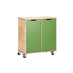 Otto modular cabinet OT62OO | Kids storage | Woodi