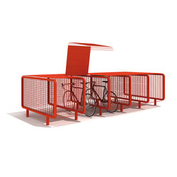 Bike Box | Bicycle shelters | Metalco