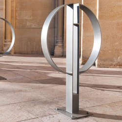 Cafè | Bicycle stands | Metalco