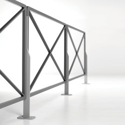 Voilà | Railings / Balustrades | Metalco