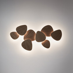 Tria SET-8 | Wall lights | BOVER