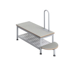 Dressing bench PP316 | Kids benches | Woodi