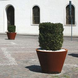 Pitocca | Jardineras | Metalco