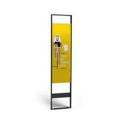 Senna | Advertising displays | Metalco